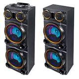 Muse M-2985 DJ Bluetooth Party højttaler(1200W) Højttalersæt