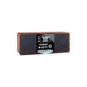 DAB+/FM radio (m/CD afspiller) Træ - Imperial Dabman i200CD