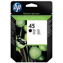 HP 45 BK – 51645AE – Sort 42 ml