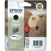 Epson T0611 BK – C13T06114010 – Sort 250 sider