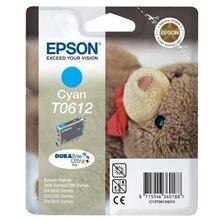 Epson T0612 C – C13T06124010 – Cyan 250 sider