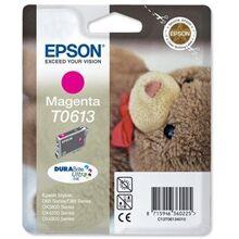 Epson T0613 M – C13T06134010 – Magenta 250 sider