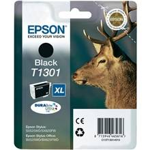 Epson T1301 XL BK – C13T13014012 – Sort 26 ml