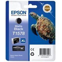 Epson T1578 MBK – C13T15784010 – Matte Sort 25,95 ml