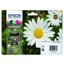 Epson T1806 CMYK Sampak 4 stk,