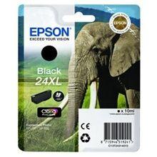 Epson 24XL T2431 BK – C13T24314012 – Sort 10 ml