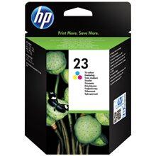 HP 23 XL C 815/845/880/89X – C1823D – Farve 30 ml