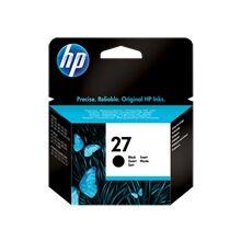 HP 27 BK 3320,95420,9520 – C8727AE – Sort 10 ml