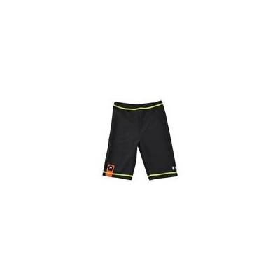 Swimpy UV-shorts Monster Blå M - Børnetøj - Swimpy