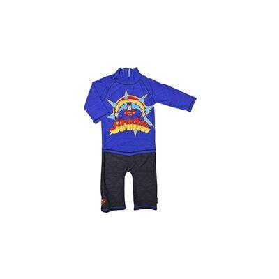 Swimpy UV-dragt Superman - Børnetøj - Swimpy