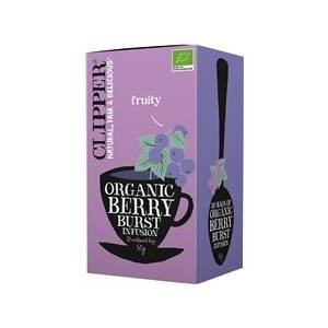 Clipper Wild Berry 20 påse(ar)
