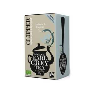 Clipper Organic Earl Grey Tea 20 påse(ar)