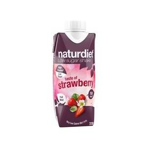 Naturdiet Shake 330 ml Strawberry
