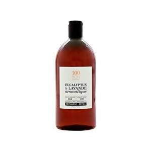 100BON Hand Soap Eucalyptus & Lavande Aromatique 1000 ml
