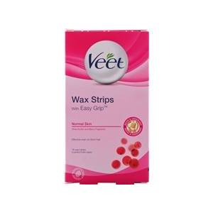 Veet Bikini And Underarm Wax Strips 16 st