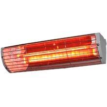 Heatlight Quartz-varmer VLRW15 Aluminium