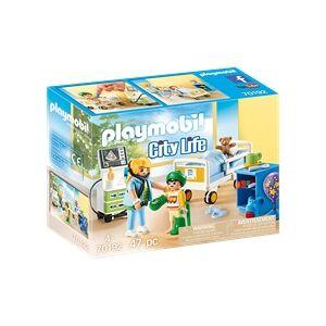 Playmobil 70192 Playmobil Værelse til Børnepatient