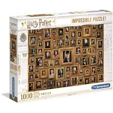 Clementoni Puslespil 1000 Impossible Puzzle Harry Potter