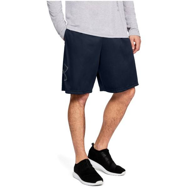 Under Armour Tech Graphic Shorts - Navy-2 * Kampagne *