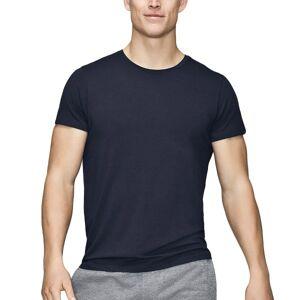 JBS of Denmark Bamboo Blend O-neck T-shirt - Navy-2 * Kampagne *