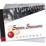 Kr. 600,- gavekort t/ Søren Søgaard A/S