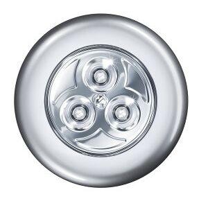 Osram Ledvance Dot-It Classic Sølv Led Batterilygte