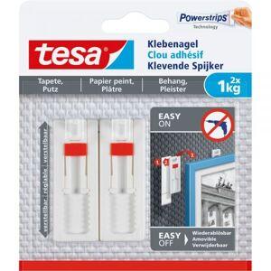 Tesa - Justerbart Klæbesøm Til Tapet Og Gips (1 Kg) - 2 Stk.