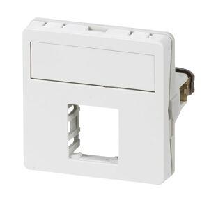 Lk Actassi® Fuga Dataudtag Uden Konnektor - 1 Stik - Hvid