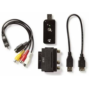 Nedis USB 2.0 Video/Lyd grabber - VHS til DVD