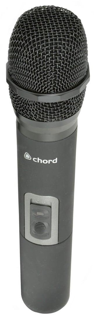 Qtx Nu4-Ht Trådløs Uhf Mikrofon - Green 864.3mhz