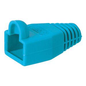 Beskyttelseskappe Til Rj45 Modularstik - Blå