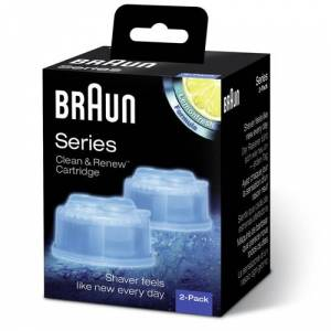 Braun Ccr2 Clean & Renew Refill-Patroner - 2 Stk.