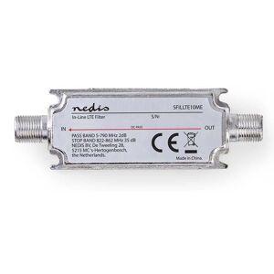 Nedis Dvb-T/t2 Lte-Filter - 822-862 Mhz - Indgangstab: -2,7 Db
