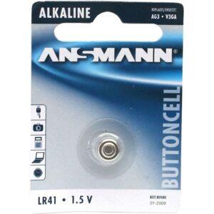 Ansmann Alkaline Lr41 Batteri - 1 Stk.