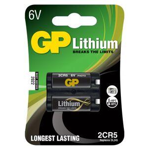 Gp Foto Batteri 2cr5 Batteri - 1 Stk.