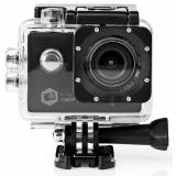 Nedis Action Kamera Full Hd 1080p - Wi-Fi - Vandtæt Etui