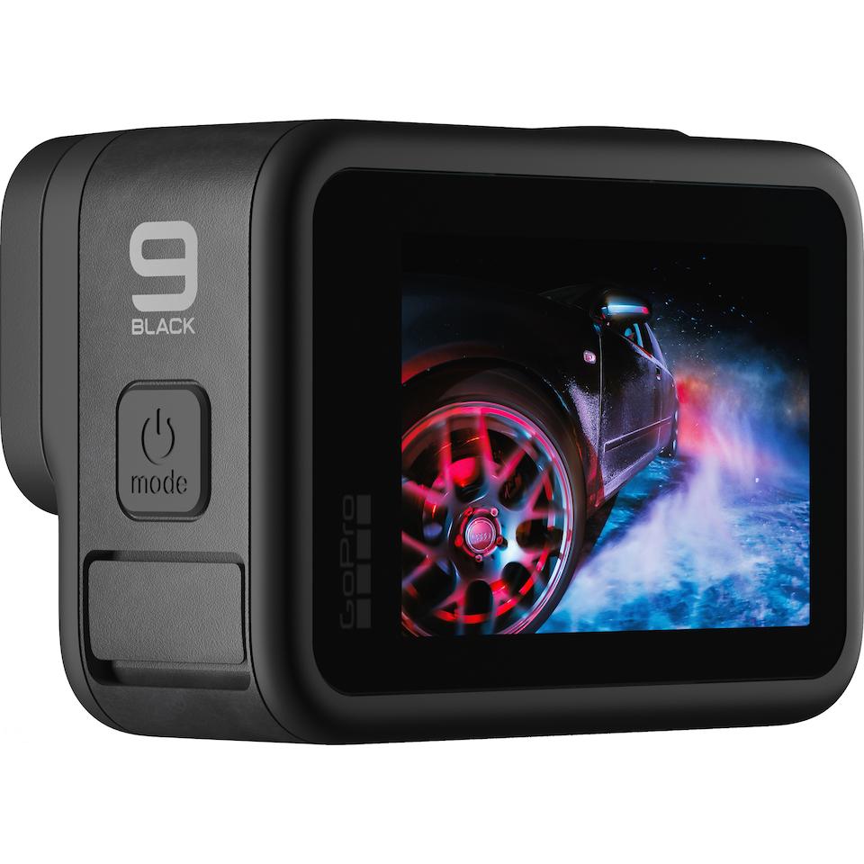 Gopro Hx-901 Hero9 5k Action-Kamera - Sort