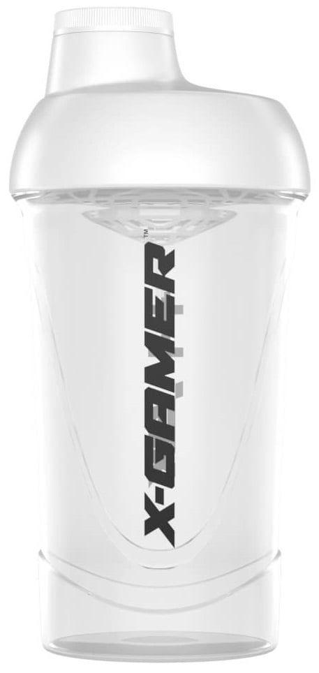 X-Gamer - Shaker 5.0 - 500 Ml - Transparent