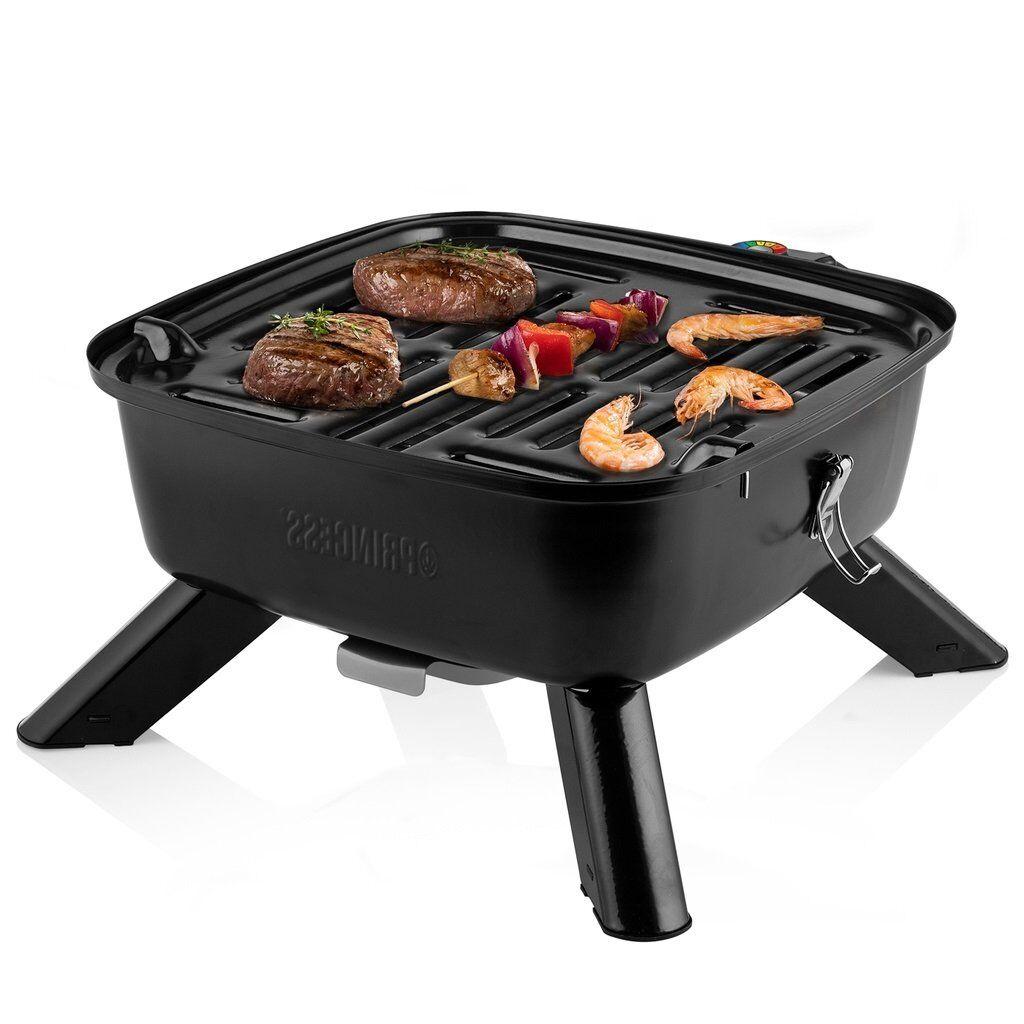 Princess 2i1 Hybrid Barbecue Grill