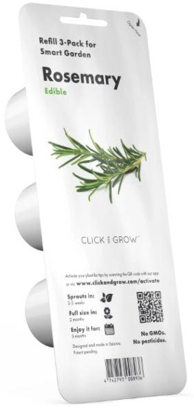 Click And Grow Plantekapsel - Rosmarin - 3 Stk. Kapsler