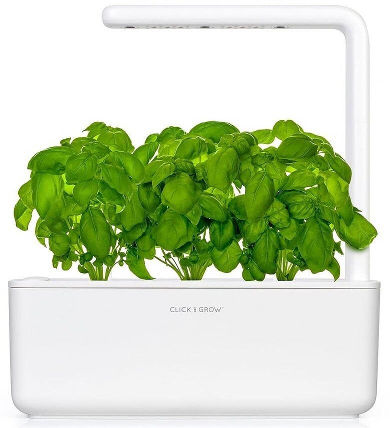 Click And Grow Smart Garden 3 - Hvid - Starterkit