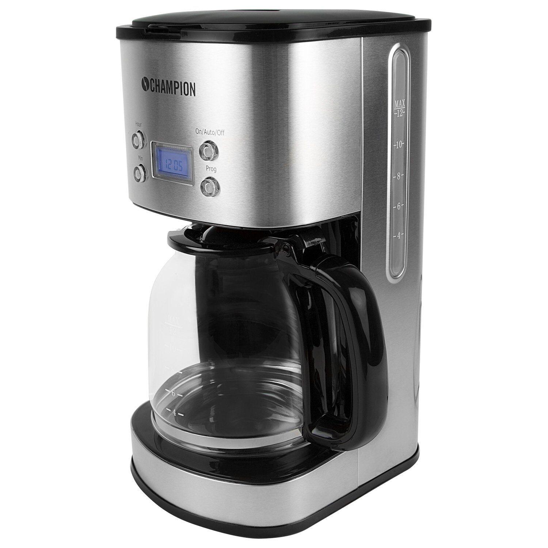 Champion Kaffemaskine Chkb210 - Stål
