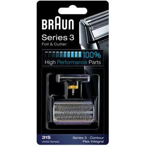 Braun 31s Skærehoved Serie 3