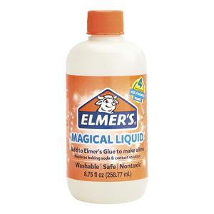Elmers Magiske Væske Til Slim - 258 Ml