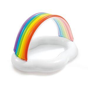 Rainbow Cloud Baby Bassin