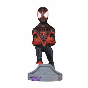 Nintendo Cable Guys - Smartphone & controller holder - Morales Spiderman