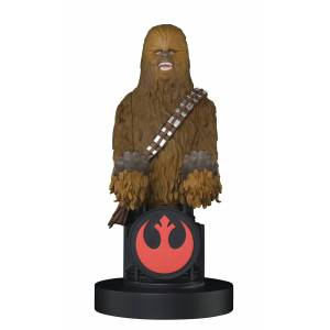 Nintendo Cable Guys - Smartphone & Controller Holder - Chewbacca