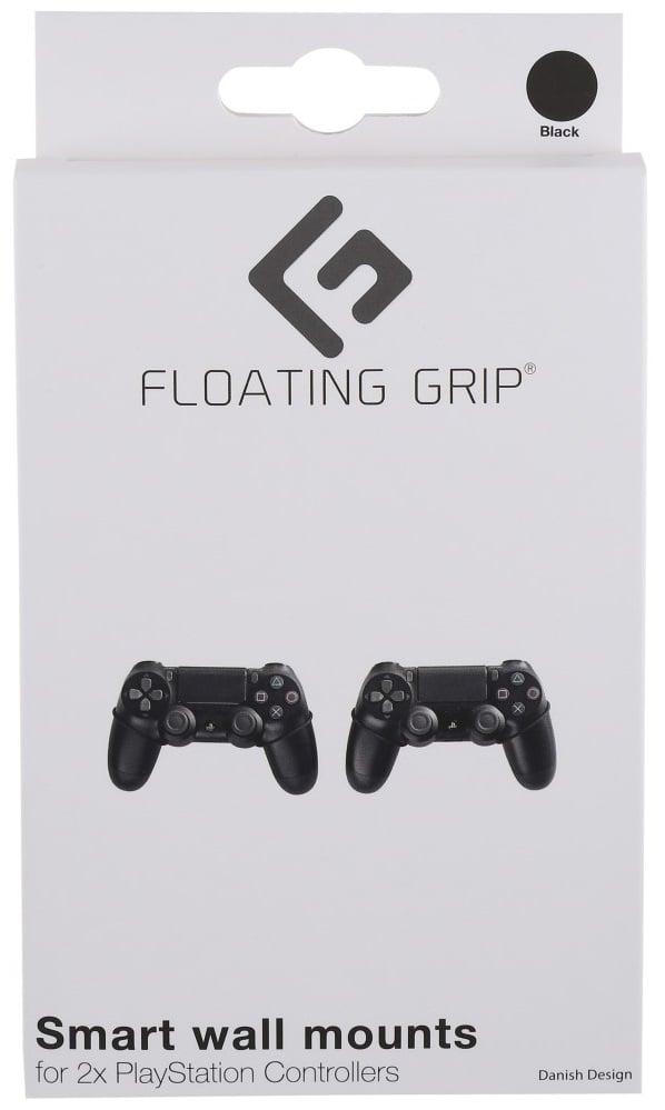 Sony Floating Grip - Vægbeslag Til Playstation Controller - Sort