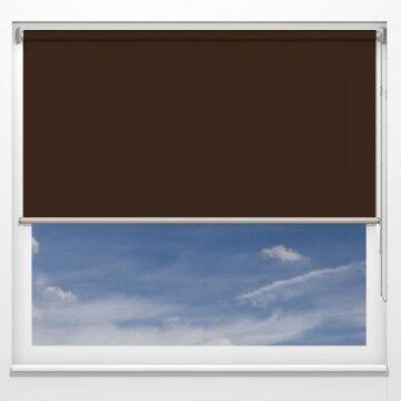 Faber Rullegardiner - Mintaka Brun - 5381 (25 Cm X 10 Cm)