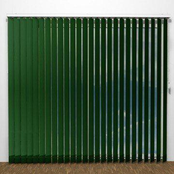 UNIG BASIC Lamelgardiner - Grøn - U7138 (12 Cm X 10 Cm)